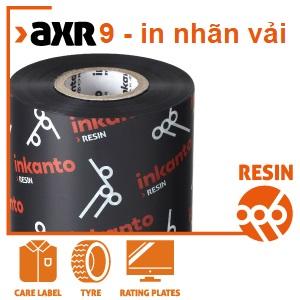 Mực in mã vạch resin AXR9