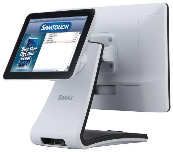 Màn hình phụ máy POS bán hàng Sam4s TITAN S160
