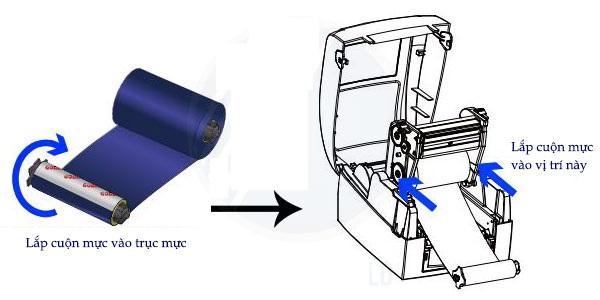 Cách sử dụng máy in tem mã vạch